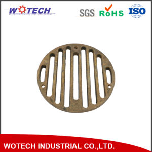 Customized Polishing Copper Sand Casting Metal Part