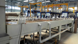 Steel Wire Oil Quenching Machine Manufacturer pictures & photos