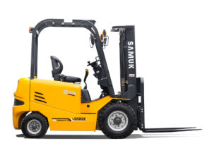 1.8ton Electric Forklift Battery Forklift pictures & photos