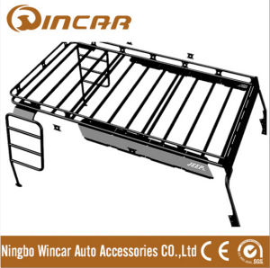Wrangler Jk 4 - Door Black Unlimited Roof Rack Car Luggage Rack