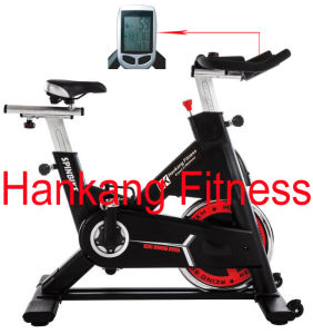 home treadmill, gym equipment, fitness, HB-2016 Deluxe Spinning Bike pictures & photos