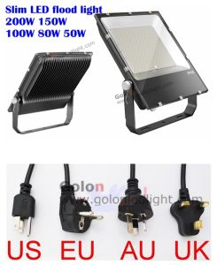 5 Yeasr Warranty 110lm/W 22000lm Outdoor Floodlight SMD LEDs 200W pictures & photos