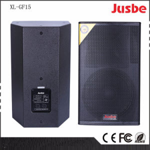 XL-GF15 15-Inch 400W-800W Two-Way Two-Unit Full Frequency Professional Stage Equipment Speaker pictures & photos