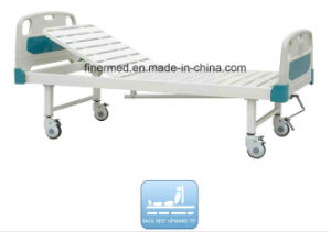Manual Hospital Bed with One Way Crank pictures & photos