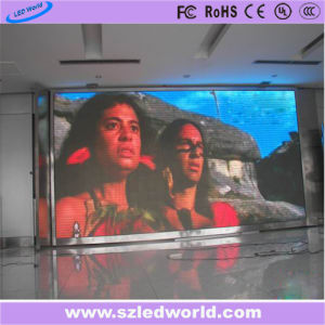 High Brightness P6 Indoor Full Color LED Display (192*192mm) pictures & photos