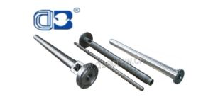 Screw&Barrel for Extruder Machine