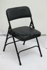 Factory Supply Strong Office Upholstered Folding Chair