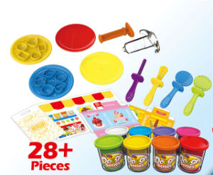 Kids Toy Pretend Play Toy Dough Set Dough Tool (H5931107) pictures & photos