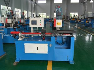 Plm-Qg275CNC Automatic Pipe Cutter Machinery pictures & photos