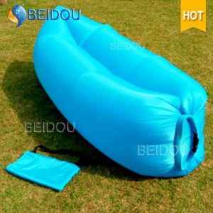 Air Lounge Sofa Chair Lazy Bed Sleeping Bag Inflatable