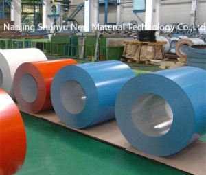 2017 Newest Hot Selling 0.25mm Color Coated Steel Coil with CGCC pictures & photos