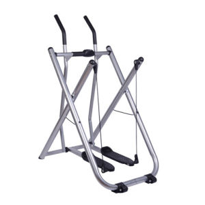 Indoor Foldable Air Walker Exercise Machine with Handle Bar