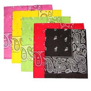 Leisure Fashion Printed Bandana (JRO014) pictures & photos
