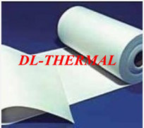 Refractory Glassfiber Paper Filter No-Binder Fiber Paper Heating Equipment,