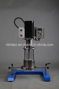 Laboratory Basket Wet Grinding Mill with Zirconia Bead for Pesticide, Pigment, Printing Ink, Paint pictures & photos