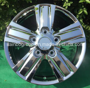 17X8, 18X8, 20X8.5 for Toyota SUV Wheels, Car Alloy Wheel Rims pictures & photos