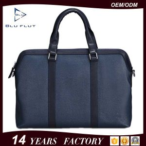 Fashion Designer Genuine Leather Large Capacity Business Briefcase Men Handbags pictures & photos