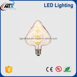 C35 LED filament clear electric lamps bulb pictures & photos