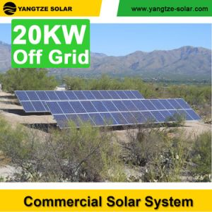 Best Price 25kw on Grid Solar Energy System pictures & photos
