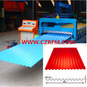780 Corrugated Sheet Roll Forming Machine pictures & photos