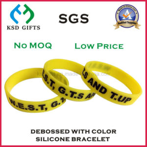 Multi Colors Blank Silicon Hand Band Fashion Jewelry pictures & photos
