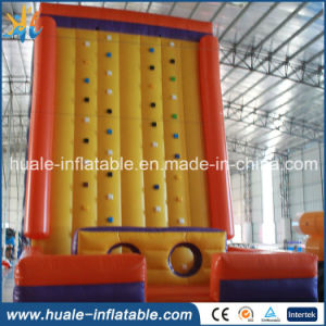 Customizable Inflatable Rock Climbing Wall for Adult with Good Price