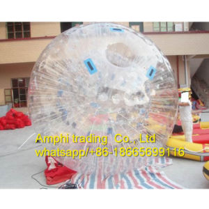 Inflatable Zorb Ball Track, Kids Body Zorb Ball for Bowling
