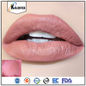 Natural Mineral Mica Pigments Use for Color Lipstick pictures & photos