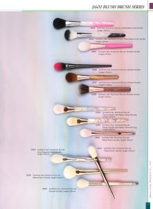 2600 Series Blush Powder Cosmetic Makeup Art Brush
