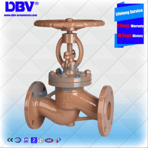 Industrial Ce Approval Casting Wcb Globe Valve
