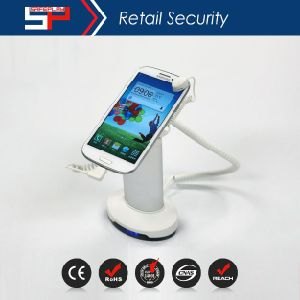 Security Alarm System Anti Theft Display Stand For Mobile Phones