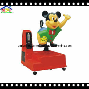MP3 Amusement Kiddie Ride Dancing and Singing Car pictures & photos