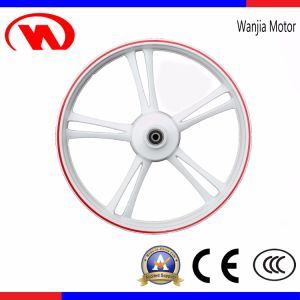 18 Inch White Hub Motor pictures & photos