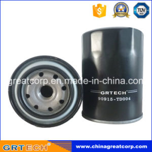 China Factory Price Auto Oil Filter for Toyota 90915-Td004