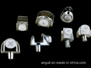 Customized Stainless Steel Furniture Fitting Glass Clamp pictures & photos