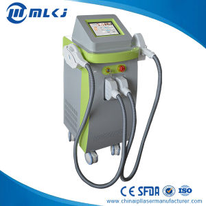 Best Selling 2 In1 Stationary 15*50mm Elight Hair Removal Machine with Diode Laser pictures & photos