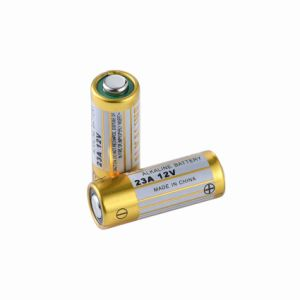 12V Alkaline Battery A23 for Remote Control Car Alarms pictures & photos