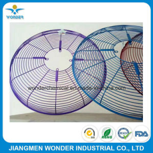Chrome Mirror Candy Colorful Color Pwoder Coating for Fan Guard pictures & photos