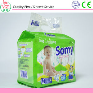 Best Selling High Absorption Cheap Price Baby Diapers China