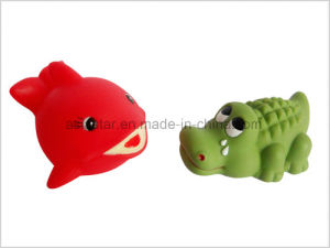 Vinyl Crying Crocodile Squirt Toy pictures & photos