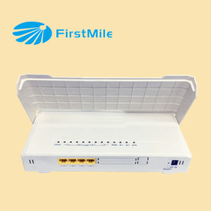 Switched FTTH Home Gateway ONU 100/1000Mbps Dual Rate pictures & photos