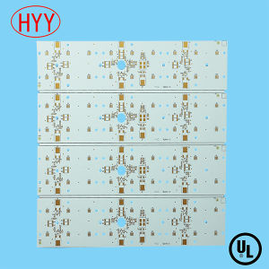 OEM Single Layer High Power Aluminum LED PCB Board