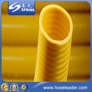 Colorful Flexible PVC Plastic Suction Hose Pipe/Water Hose/Suction Pump Hose pictures & photos