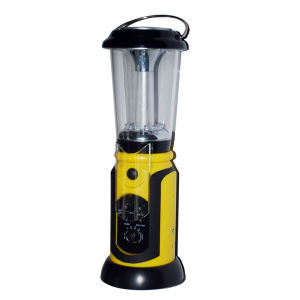 LED Dynamo Lantern With Radio (LVC-202)