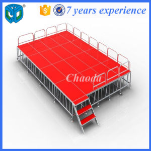 Removable Outdoor Event Used Portable Stage for Sale