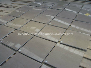 Cindy Grey/Shay Grey Marble Cut to Size Tile for Flooring pictures & photos