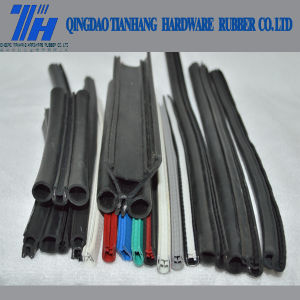 EPDM Rubber Seal Strip/Rubber Extrusion/Rubber Seal/Rubber Strip/Rubber Srip