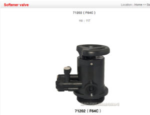 Run Xin Manual Softener Valve for RO Water Filter 71202 (F64C) pictures & photos