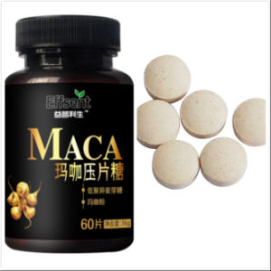 for Men Enhancement Purpose Maca Extract Tablet Pure Herbal OEM Private  Label