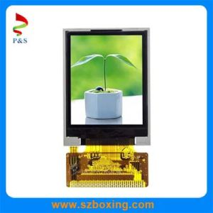 1.8 Inch TFT LCD Display with 12 O′clock Viewing Angle pictures & photos